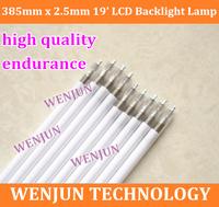 "Supper light 10PCS Free shipping CCFL 385 mm * 2.2 mm 19"" LCD Backlight Lamp Hight quality 385mm"