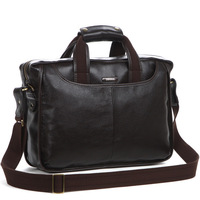 promotion 2013 fashion genuine leather designer mens handbags brand cowhide messenger bags man laptop