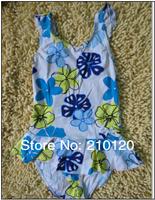 3-8 Years old Fashion swimsuits, flowers Swimwear ,baby&girl  wear . 6pcs/lot