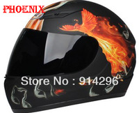 Free shipping High quality YOAI motorcycle racing riding full face helmet With detachable collar