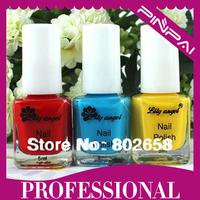 Free Shipping (8PCS/Lot) Stamping Nail Polish Set For Nail Art Stamping Nail Polishes
