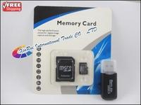 Micro SD Card 64GB Memory Card 32GB Class 10 Flash Cards 16GB 8GB TF Micro SDHC Microsd Adapter USB Reader Free Shipping XinRui