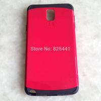 Slim Armor Armour Case Cover for Samsung Galaxy Note III 3 N9000 N9002 N9005 N9006  1pcs/lot
