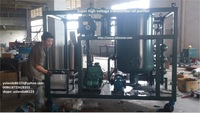 ZYD vacuum transformer oil purifier for treating the used and old transformer oil, mutual oil, switch oil.