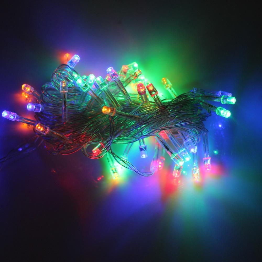 Red C9 Led Christmas Lights
