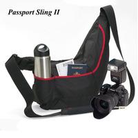 camera bag Lowepro Passport Sling Passport Sling II Waterproof travel Casual bag fashion shoulder  DV bag