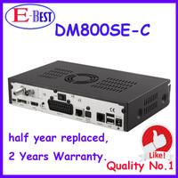 fedex free shipping DM800se Cable DVB-C SIM2.10 dm800 se DM800hd se DVB-C Cable Receiver dm800c linux os Enigma2