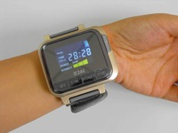 650nm Wrist Diode Laser Therapy Device For High Blood Pressure Improved (SAS-XNIB)