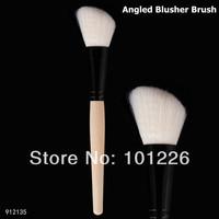 Professional Blush Brush Superfine Synthetic Hair Blusher Powder Makeup Brush Antibiosis Antiallergic  Free Shipping