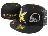 chapeu embroidery rockstar hip hop skateboard rock star cap women caps letter baseball cap star energy drink