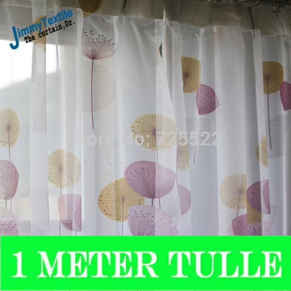 -100-250cm-Dandelion-ikea-blackout-for-living-room-bedroom-curtains ...