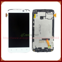 For HTC Sensation XL X315e G21 LCD Display With Touch Screen Digitizer + Frame Assembly Free shipping