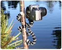 Mini Digital Camera Tripod Stand Spider Mount Holder 360' Rotational Tripus Flexible Tripod GT232
