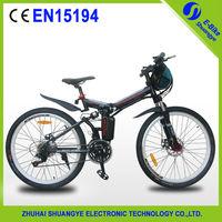"36v 250w 26"" Folding Electric Bikes/710USD only"