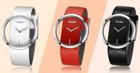 watch women      Dom   vintage  leather   quartz  lovers   wristwatches ladies watch relogio feminino reloj mujer montre femme