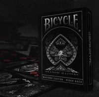 Bicycle Shadow Masters Deck Playing Cards Best Poker New Bicycle Playing Card Magic Card