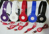 High quality  portable headband headset high resolution sound  HD headphones earphone with logo&retail box