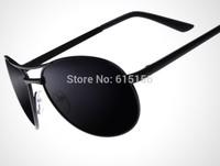 Free shipping News Design Fashion Men's Polarized Aviator Sunglasses Fishing Glasses Driving eyewear oculos de sol 0858