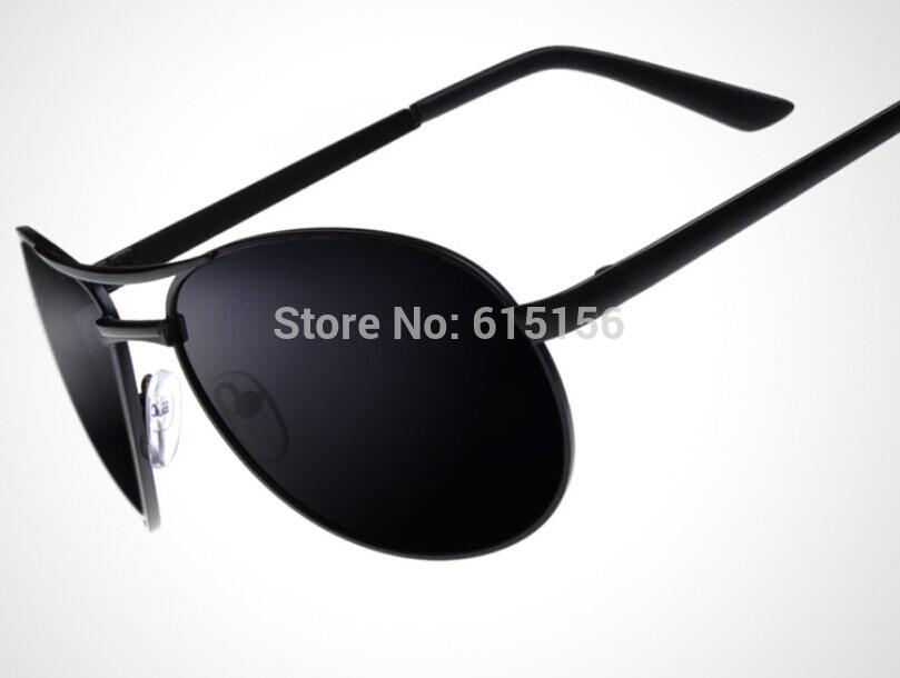 Free shipping News Design Fashion Men's Polarized Aviator Sunglasses Fishing Glasses Driving eyewear oculos de sol 0858(China (Mainland))