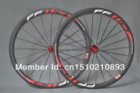 F4R  Carbon wheels 38mm*23mm ems shipping