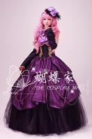 Vocaloid luka miku Costumes cosplay princess dress for women sexy gothic dress Kawaii dress wig cosplay High Quality