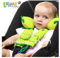 baby boy girl car neck pillow 1set child custom kids cartoon beltsafety baby care seat belt pad infant shoulder pad sets retail