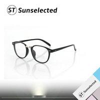 Free dropshipping Unisex Brand Designer Glasses Vintage New 2014 Fashion Coating Eyeglasses Optic Frames G164