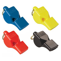 Free shipping 50pcs/lot FOX 40 Classic Whistle Without Canada Logo In Many Colour Stock