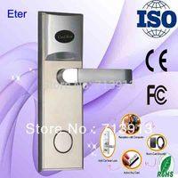 Free shipping RFID CARD hotel card door  lock for  hotel ET101RF
