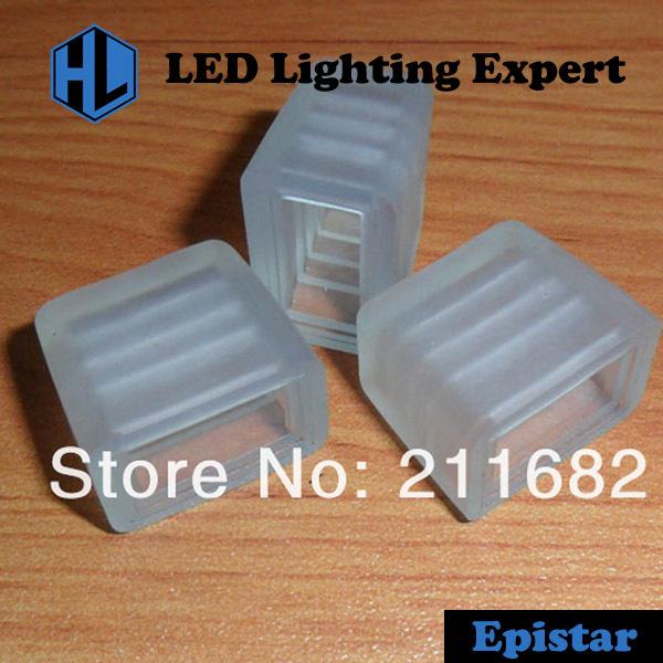 factory direct sale 5050 led tail plug end cap 110V 220V 230v 240v60LEDS / m high light high power(China (Mainland))