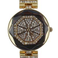 Wrist Watch Crystal Luxury 2014 Japan Design New 2035 Myota Czech Stones Pearl Strap Jewelry Style Unique - VC Mart