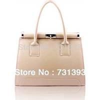 EU Style Female Handbag Classic Retro Bag Handle bag Crocodile Pattern Satchel PU Leather Handbag Clutch Free Shipping 255