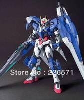 Seven swords MG1:100 assembling robot GUNDAM model with 5 lights; boys gift; Christmas gift; free shipping