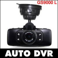 GS9000 L Car DVR vehicle driving camcorder Novatek 1080P Camera night vision 140 degree dashboard video Recorder