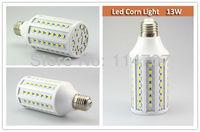 2pcs/lot High Brightness E27/E14/B22 13W 86LEDs SMD 5050 Corn Light Bulb Lamp Warm White /Pure White 220-240V/110V Free Shipping