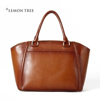 new 2014 high quality genuine leather bads women leather handbags women bag vintage handbag totes shoulder bag ladies fashion