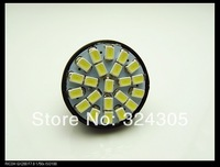 2pcs/ lot T20 22 3020 LED 1206 SMD Light Bulbs 7443 7441 7440 direction indicator lamp backup light white 12V  free shipping