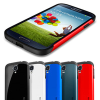 Hot !!! wholesale  10pcs/lot SLIM ARMOR SPIGEN SGP case for Samsung galaxy s4 SIV i9500 free shipping