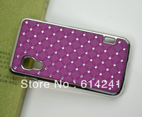 Luxury Bling Rhinestone diamond case back cover for LG Optimus L5 II 2 Dual Dual SIM + free screen protector