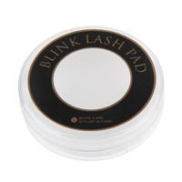 Blink  Eyelash Extension Tool Individual False Lash Pad  Silicone False Eyelash Holder  White 1 Piece  Free Shipping