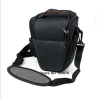Camera Case Bag for C/ DSLR 1100D 1000D 450D 500D 600D 550D 400D 350D 50D 60D 7D 5D II 1D DSLR With Tracking Number