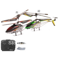 Free shipping 3.5-Channel Mini Alloy Remote Control Gyro RC Helicopter Toy With Packaging T0199