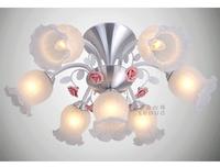 Lighting modern brief  rustic bedroom lights restaurant lamp pendant light