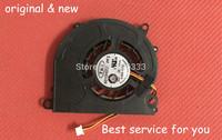 New and original  cooling fan for MSI  U100 U110 U120 U130 MS-N011 cpu fan T&T  6010H05F PF3 DC5V 0.55A