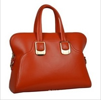 2013 Location Women's Genuine Leather Handbag Cowhide Fashion One Shoulder Handbag Cross-body Bag