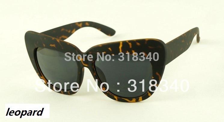 2013 New Arrival brand sunglasses shade glasses cat eye sunglasses yurt wholesale variety of optional(China (Mainland))