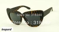 2013 New Arrival brand sunglasses shade glasses cat eye sunglasses yurt wholesale variety of optional