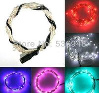 50 led /5 m sigle color LED vines lights copper wire string lights festival wedding fairy lights Christmas lights