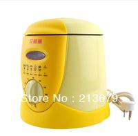 Smoke-free multi-purpose mini home-fryer fryer deep fryer thermostat Department of multi-gear machine 1 liter