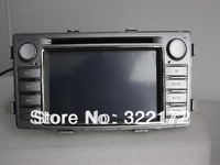 Free Shipping  Car PC Android 4.0  Radio Audio DVD Player GPS WiFi 3G Bluetooth  iPod For TOYOTA HILUX 2012